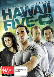 Hawaii Five-O - The Fourth Season on DVD