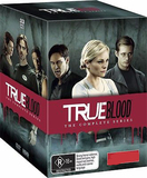 True Blood - The Complete Series (30 Disc Box Set) on DVD