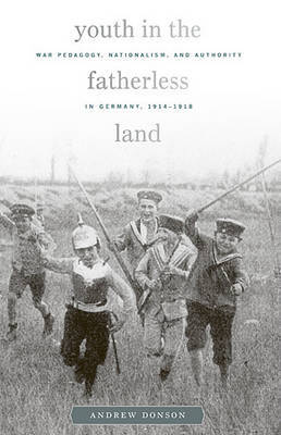 Youth in the Fatherless Land by Andrew Donson image