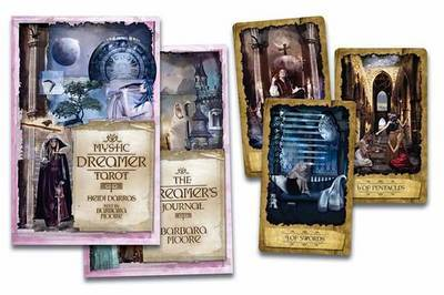Mystic Dreamer Tarot (Cards & Book) by Barbara Moore