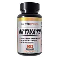 Pumped Sports Aktivate Fat Burner Capsules (60 Caps)