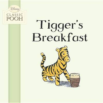 Tigger's Breakfast by Laura Dollin image