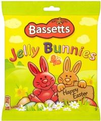 Bassetts: Jelly Babies Bunnies (190g)