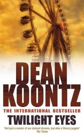 Twilight Eyes by Dean Koontz image