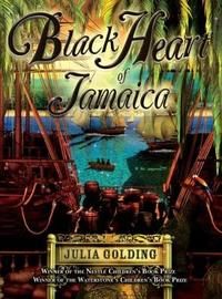 Black Heart of Jamaica by Julia Golding image