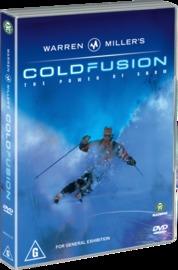 Warren Miller's - Cold Fusion on DVD image