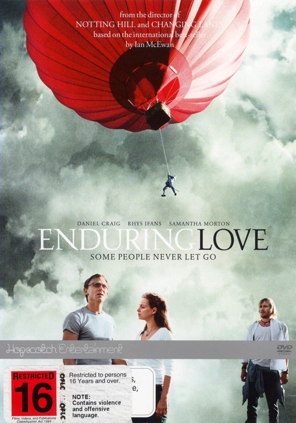 Enduring Love on DVD image