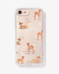 Sonix: Clear Coat Case for iPhone 6/6S/7/8 - (Bambi)