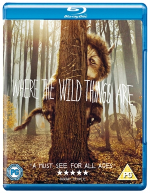 Where The Wild Things Are on Blu-ray