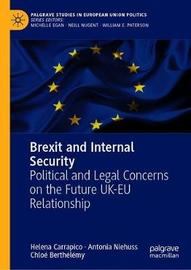 Brexit and Internal Security by Helena Carrapico