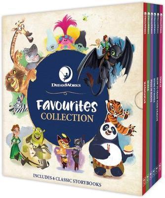 DreamWorks Boxed Set
