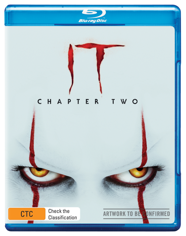 IT: Chapter 2 on Blu-ray