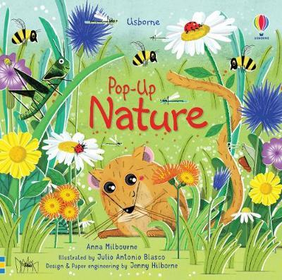Pop-Up Nature by Anna Milbourne
