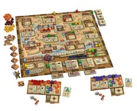 Marco Polo II: In the Service of the Khan - Board Game
