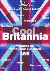 Later... With Jools Holland - Cool Britannia on DVD