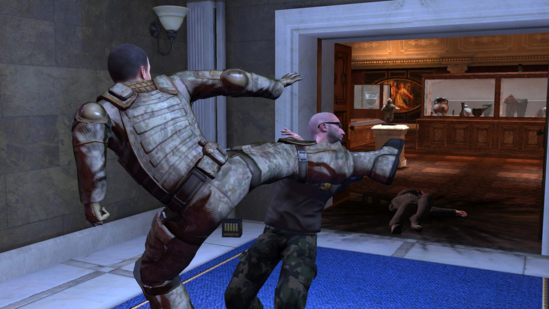 Alpha Protocol for PC Games image