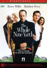 The Whole Nine Yards on DVD image