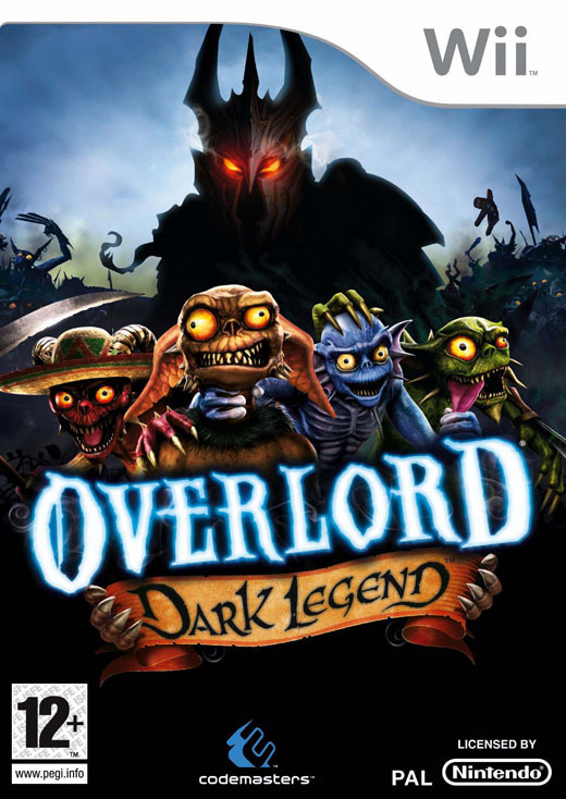 Overlord: Dark Legend for Wii