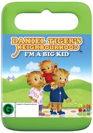 Daniel Tiger's Neighbourhood: I'm a Big Kid DVD