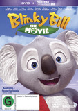 Blinky Bill - The Movie DVD