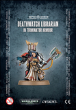 Warhammer 40,000 Deathwatch Librarian in Terminator Armour