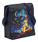 Star Wars: A New Hope - Recycled Messenger Tote