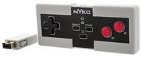 Nyko Miniboss Wireless Controller for NES Classic Edition for Wii U image