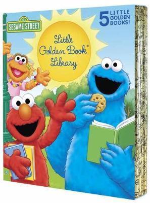 Sesame Street Little Golden Book Library by Sarah Albee
