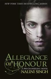 Allegiance of Honour by Nalini Singh image