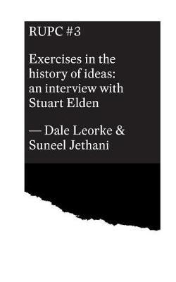 Exercises in the History of Ideas by Suneel Jethani image
