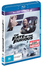 The Fate of the Furious on Blu-ray image