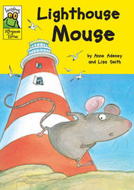 Leapfrog Rhyme Time: Lighthouse Mouse by Anne Adeney image