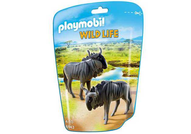 Playmobil: Wildlife - Wilderbeests