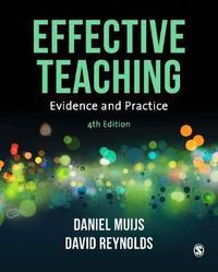 Effective Teaching by Daniel Muijs