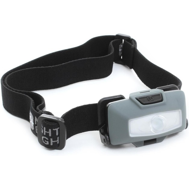 Mighty Bright Gearhead LED Lamp - Blue w/Grey band