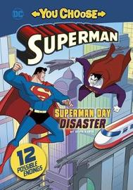 Superman Day Disaster by Steve Korte