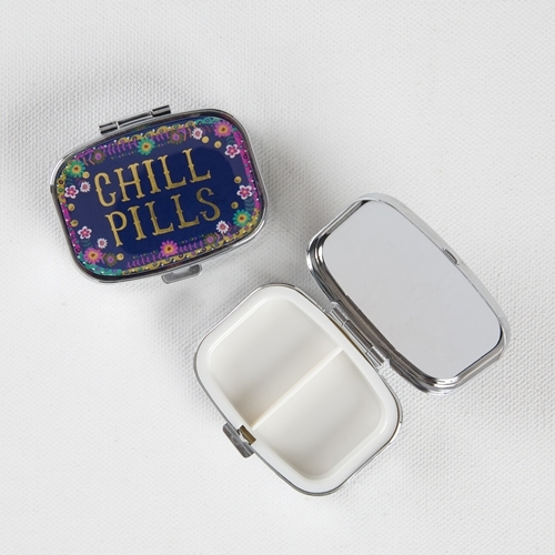 Natural Life: Pill Box - Chill Pills