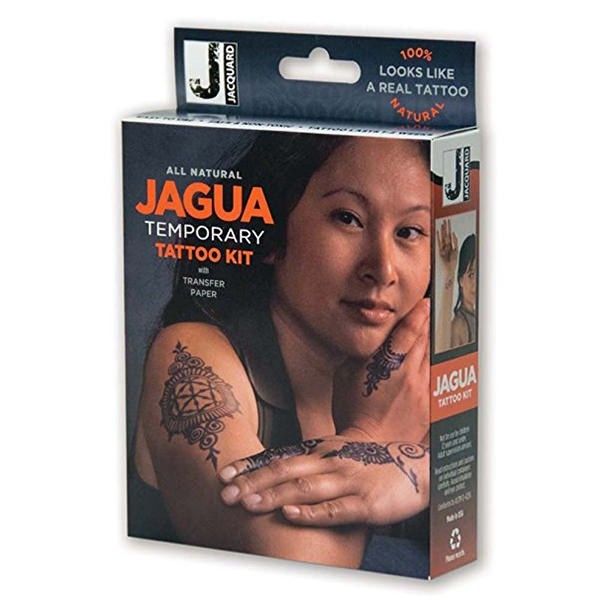 Jacquard: Jagua Temporary Tattoo Kit