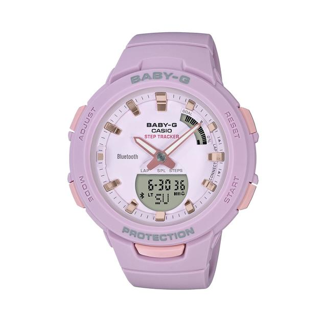 BSAB100-4A2 Casio Baby-G G-SQUAD Sports Watch