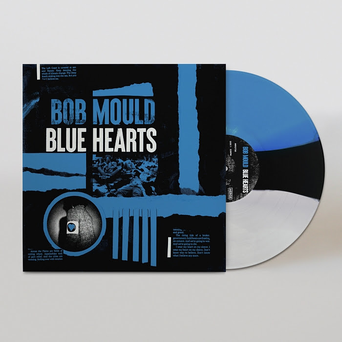 Blue Heart by Bob Mould image
