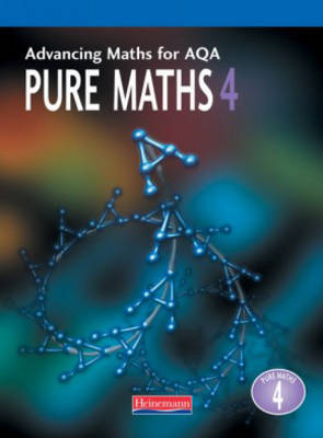 Advancing Maths for AQA Pure Maths 4 by Sam Boardman image