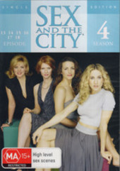 Sex And The City - Season 4 Disc 3 (Single Edition) on DVD
