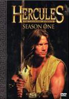 Hercules: The Legendary Journeys - Season 1 (7 Disc Box Set) on DVD