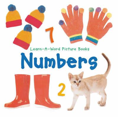 Numbers by Nicola Tuxworth
