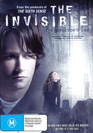 The Invisible - The Director's Cut on DVD image