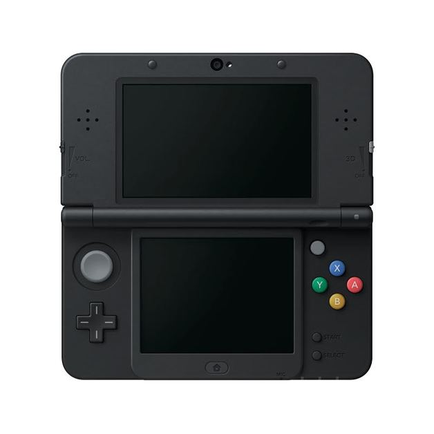 New Nintendo 3DS - Black for Nintendo 3DS