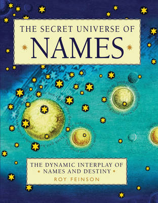 The Secret Universe of Names by Roy Fenison image
