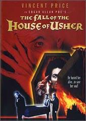 The Fall Of The House Of Usher on DVD