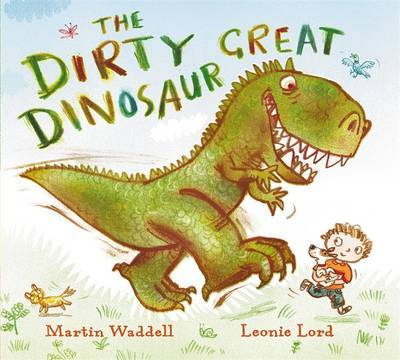 The Dirty Great Dinosaur by Martin Waddell image