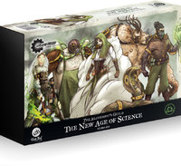 Guild Ball: The Alchemist's Guild: The New Age of Science